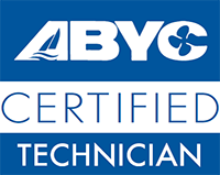 ABYC certified technician